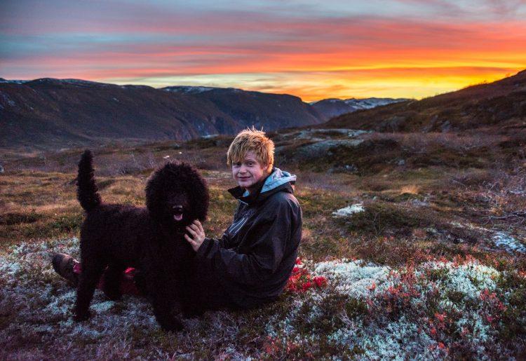 Norge på langs del 6 snø på sein høsten
