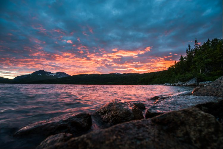 Ukes tur i Blåfjella-Skjækerfjella nasjonalpark