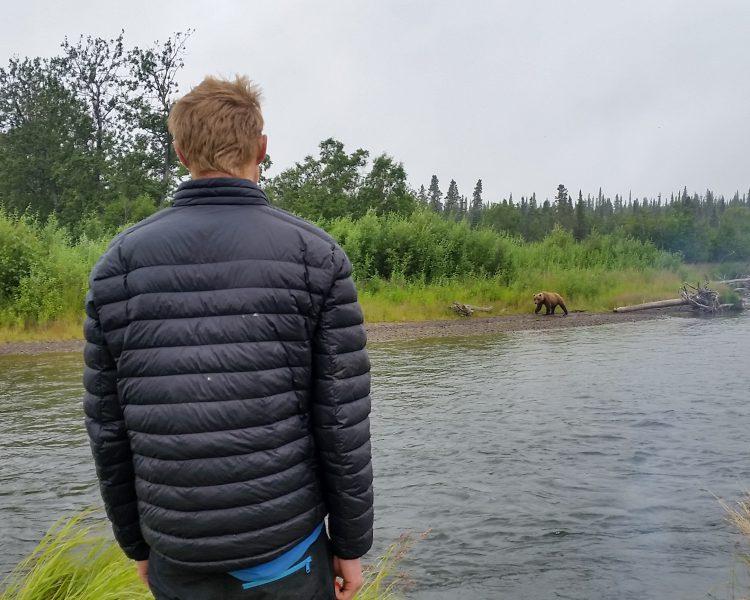 Sommerferien 2015 – Masse bjørner i American creek Katmai Alaska 21-23 juli 2015