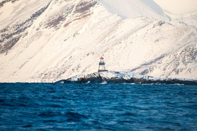 Setter ut torskegarn med Sverre – 21, mars 2016