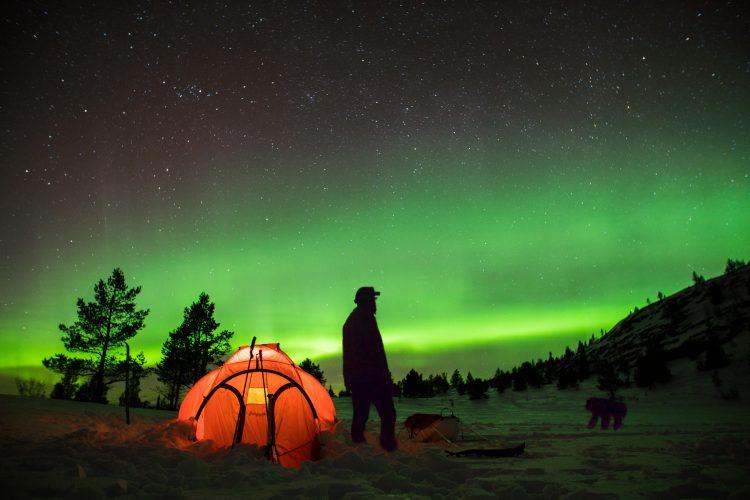 Norge på langs del 9 – snømangel i Rondane