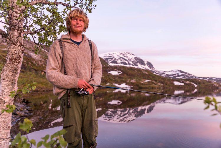 Norge på langs del 14 – Endelig sommer fra Hattfjelldal til Saltdalen