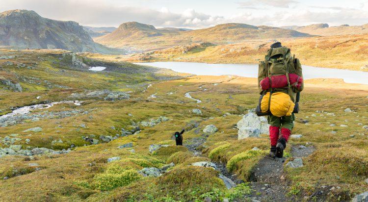 Norge på langs del 5 Ekstremværet karl på Hardangervidda