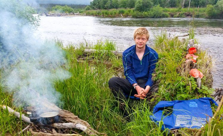 Sommerferien 2015 – American creek Katmai Alaska 18-20 juli 2015